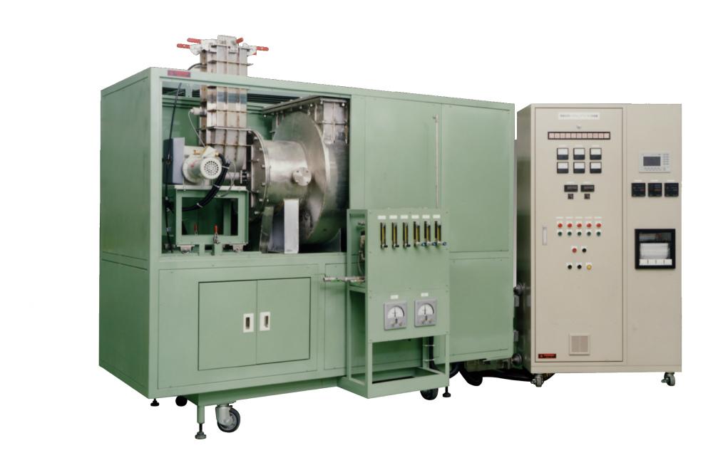 雰囲気ロータリーチューブ炉A-RTF