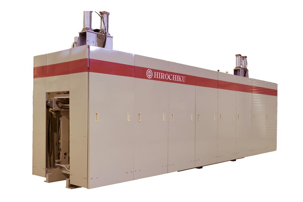 ローラーハース炉RHF