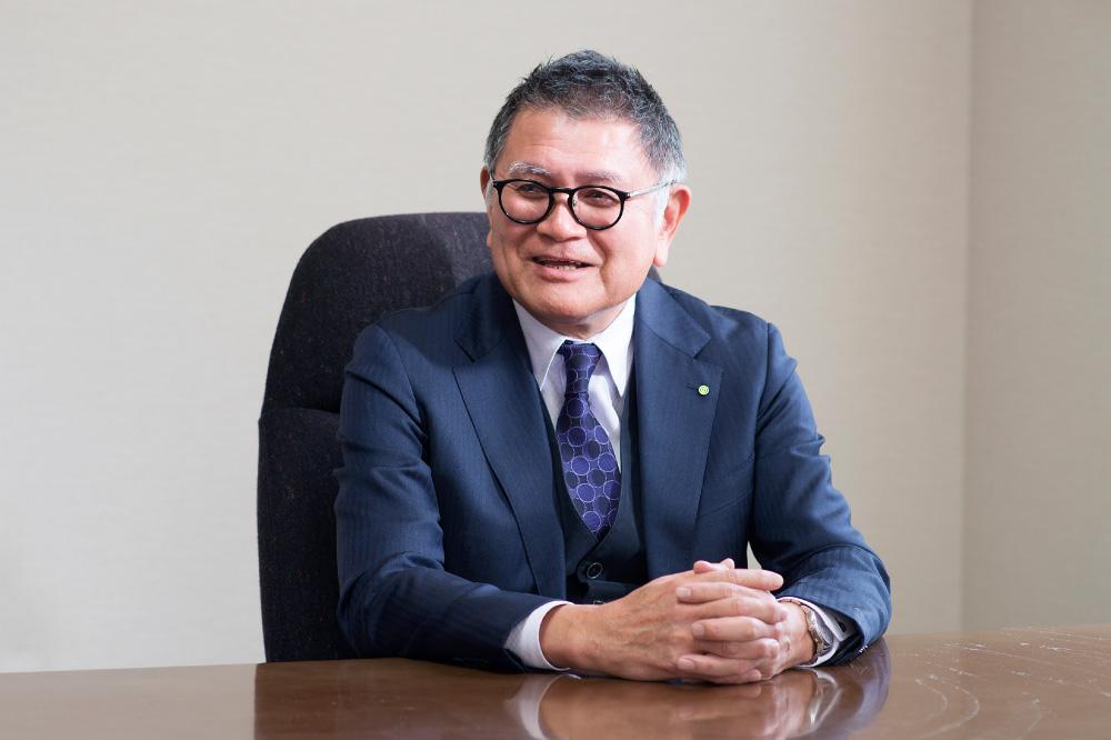 代表取締役社長 中林康