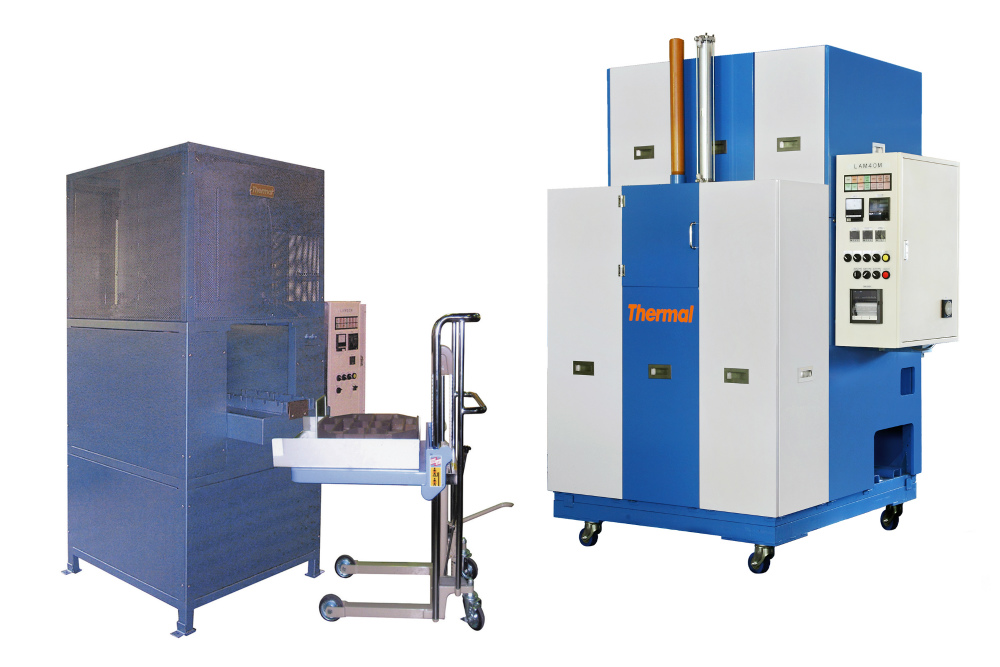LAM Vertical Type Atmosphere Cooling Furnace