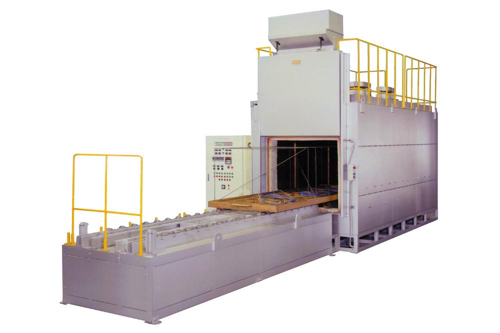 RBT箱型流気式焼鈍炉