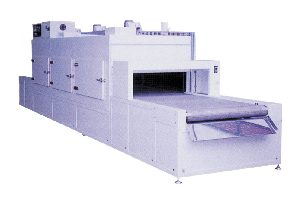 RBC熱風循環式コンベア炉