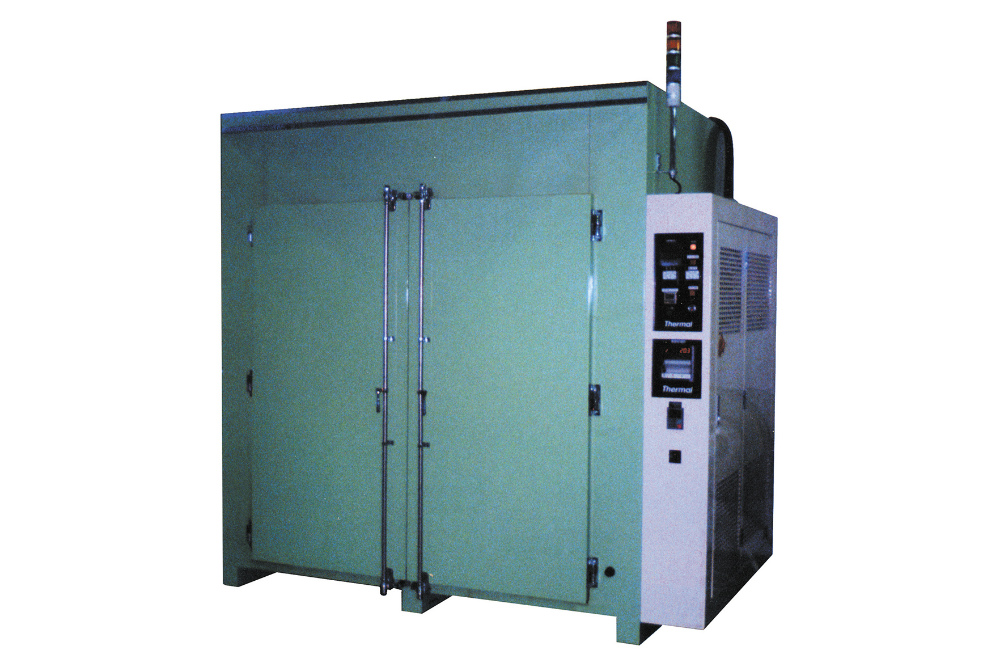 LD Wagon Type Low-temperature Heat Treatment Furnace